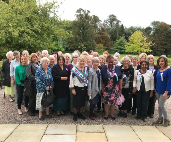 British Federation hosts first English Speaking European Meeting