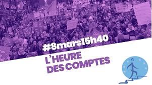 #8MARS15H40 : FEMINIST STRIKE