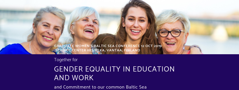 Graduate Women's Baltic Sea Conference 2019