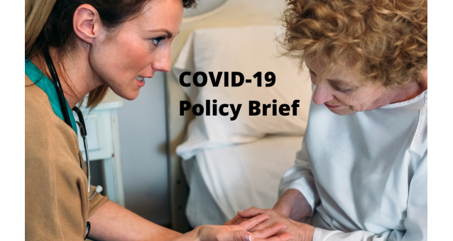 Women must not pay the price for COVID-19!