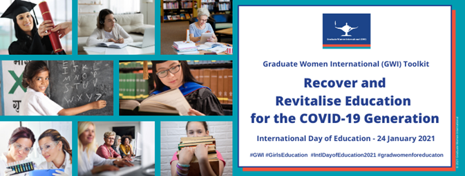 GWI International Day of Education Advocacy and Social Media Toolkit